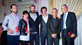 Hermès Sellier primé au Grand Prix Stratégies/Amaury Médias du Luxe 2013