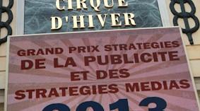 Grand Prix Stratégies de la publicité et des stratégies médias 2013