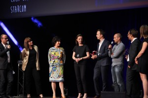 Les lauréats sont Coca Cola France et Starcom