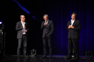 Olivier Mongeau interviewe Vincent Leclabart président de l'AACC