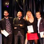 Oasis Orangina Swheppes, Marcel et KR Media
