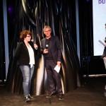 Cathy Leitus, grand reporter chez Stratégies et Pascal nessim, Marcel