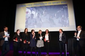 Lauréats Sport 2014